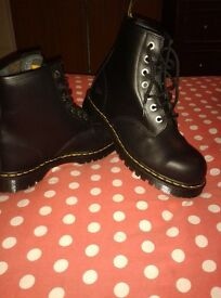 Unwanted gift brand new doc martens