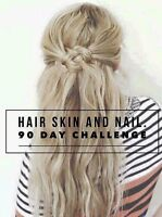 It Works!! Hair Skin and Nails. Try it for 90 Days!