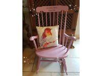 robin rocking chair