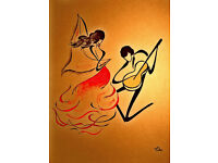 Dance Classes - Flamenco