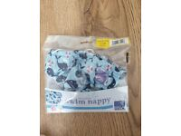 Bambino Mio Reusable Swim Nappy 0 - 6 months new never used