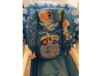 Chicco polly highchair..