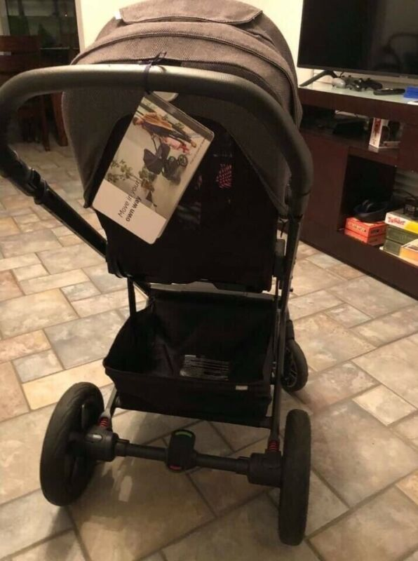 2019 MIXX™ Stroller Travel System