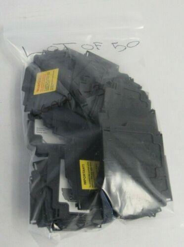 Lot of 50 FOXCONN/LOTES LGA2011-3 Intel CPU Socket Protector Cover 2-1