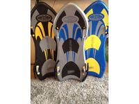 Snow Boogie Boards ***£12 for the lot or £5 each***