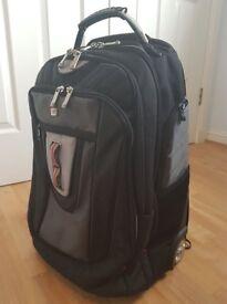 Gino Ferrari Brio Wheeled Laptop Backpack