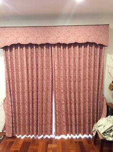 Classics style curtain Rowville Knox Area Preview