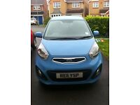 Kia Picanto - long MOT, cheap/free to tax, super reliable and easy to drive