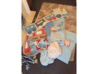 Mothercare my first adventure cotbed bedroom nursery set
