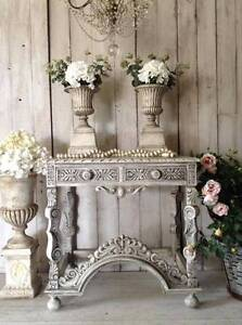"""""""Monarchy Of Flowers!!"""" French Vintage Urn W / Floral Ensemble... Butler Wanneroo Area Preview"""