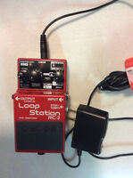 Boss RC-2 Loop Pedal