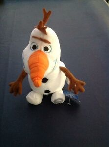 Olaf soft toy 30cm. NEW WITH TAGS Beeliar Cockburn Area Preview