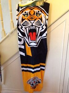 New Towel NRL team West Tigers Quakers Hill Blacktown Area Preview