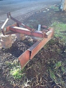 GRADER BLADE 6ft 3PL Balaklava Wakefield Area Preview
