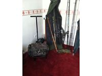 complete carp outfit for sale