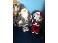 2 santas £20 each