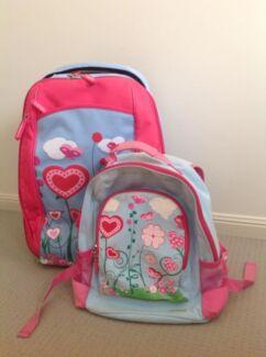Bobble Art Wheelie Bag and Backpack