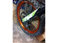 KTM 85sx big wheel 2006 model