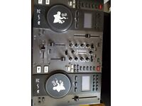 WOW TIBO DJ CONTROLLER TAKES USB FIRST 15 POUND YES 15 POUND !