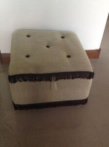 Ottoman with storage Dolans Bay Sutherland Area Preview