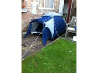 Two man pro action tent