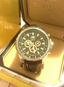 BREITLING FOR BENTLEY MOTORS WATCH FOR MEN *BRAND NEW*