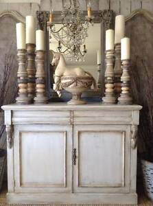 """Painting By Candlelight!!"" Pair Byzantine Vintage Candles..."" Butler Wanneroo Area Preview"