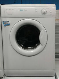 j128 white creda 6kg vented dryer comes with warranty can be delivered or collected