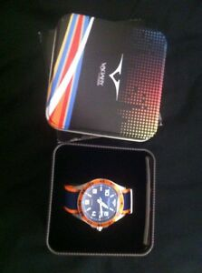 selling diving watch never used. Carlton Melbourne City Preview