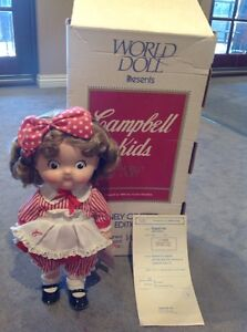 Campbell soup doll 1985 Mount Hawthorn Vincent Area Preview