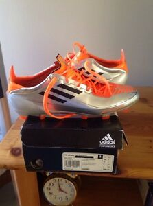 Adidas f50 football boots US 9.5 Clovelly Park Marion Area Preview