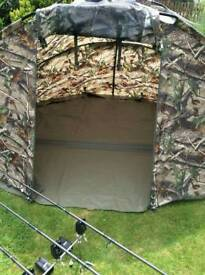 TRAKKER AMMO 2 MAN BIVVY IN REALTREE HARWOODS LIMITED EDITION