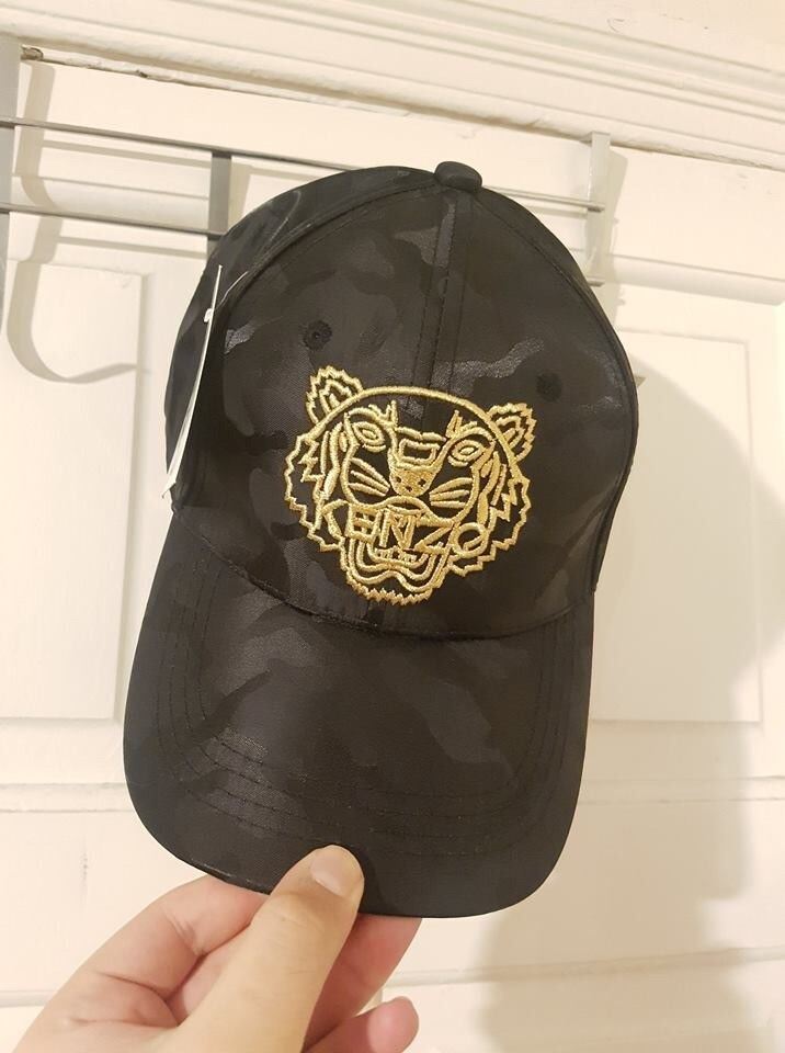 KENZO Cap all-size with tag  c81ca5270e9