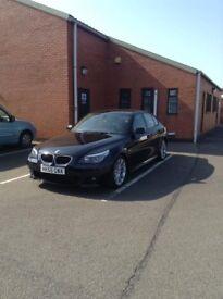 BMW 520D M Sport Saloon 2.0TD 11 months MOT VGC