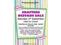 Destash Sale for Crafters