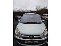 Peugeot 807 2.0HDI 107.000 MILE 7 SEATER