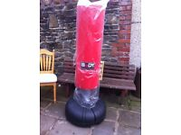 BODY SCULPTURE FREE STANDING PUNCH BAG UNUSED £60