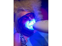 PROFESSIONAL LASER TEETH WHITENING BEAUTY THERAPY