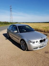bmw sport compact msport full service his 92000 miles