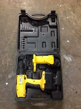 Cordless drill with case Busby Liverpool Area Preview