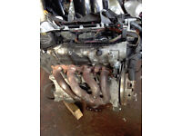 2006 VOLKSWAGEN GOLF manual 1.4 PETROL ENGINE MK5 BCA 567019