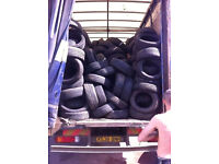 quality part worn tyres
