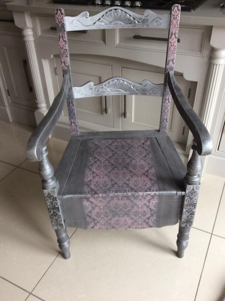 Vintage Chairin Methley, West YorkshireGumtree - Stunning Vintage chair finished to perfection Feel free to message me if you have any questions