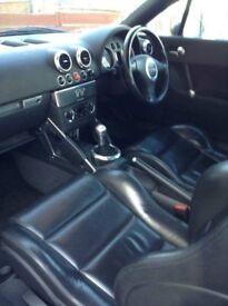 Audi TT MK1 Full Black Leather Seats