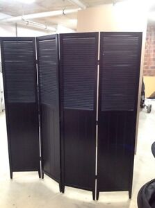 Wooden Screen/Room Divider Ivanhoe Banyule Area Preview