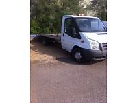 SCRAP CARS AND VANS COLLECTED FREE OF CHARGE