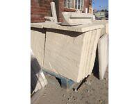 600x600x38mm / 2x2 Concrete Paving Slabs