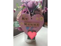 Personalised Frames and Plaques, mothers day gift, any occasion