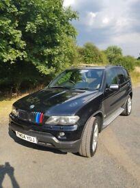 BMW X5 3.0 d Sport SUV 5dr Diesel Automatic (250 g/km, 218 bhp)
