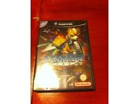 STARFOX ASSAULT GAMECUBE